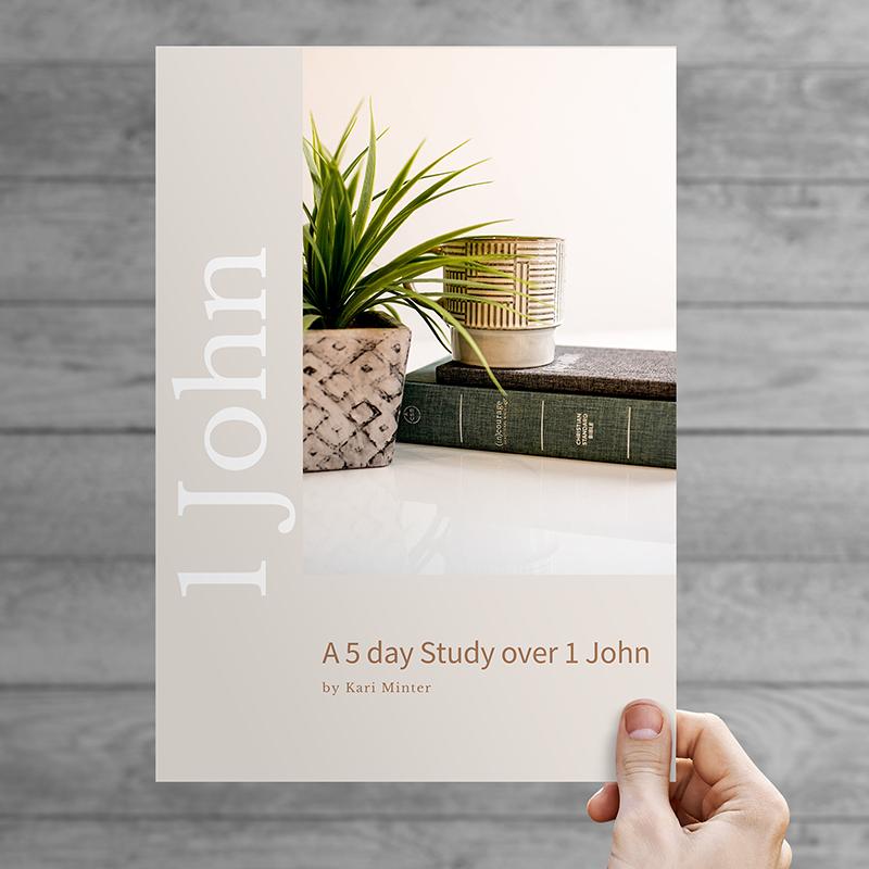 1 John Bible Study