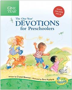 preschool devotional