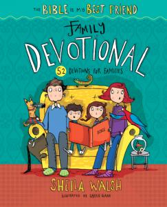 School-aged devotionals
